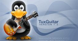 TuxGuitar 1.2 - Guitar Tabs Editor