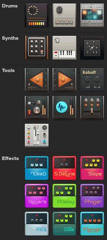 online audio tool